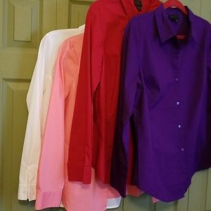 (size 12) ladies blouses